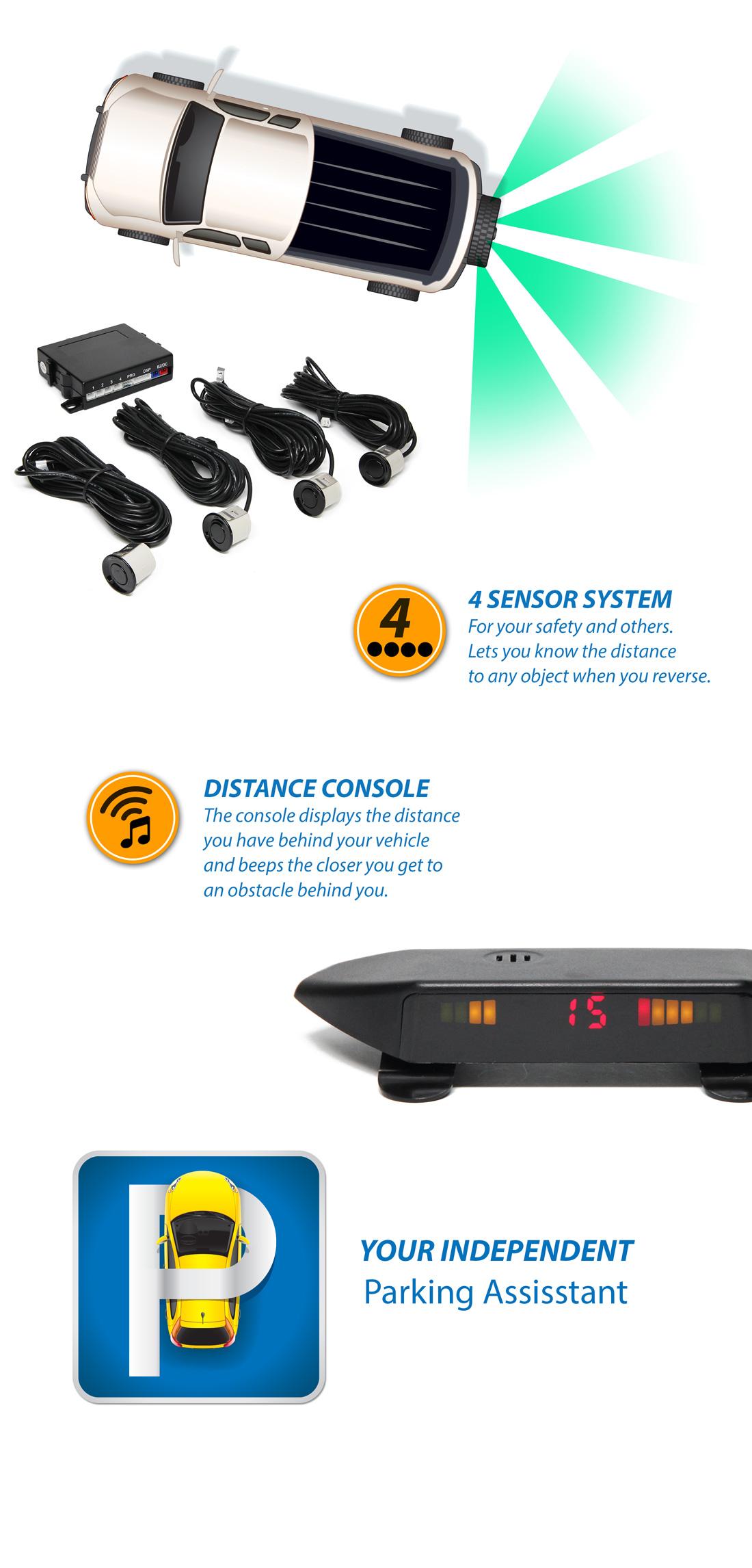 Backup Cameras/Backup Sensors